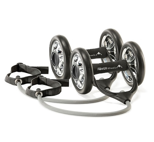 Gymstick Power Wheelz Pro