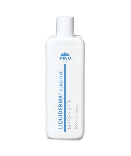 LIQUIDERMA® Sensitive hierontaöljy 1L